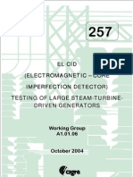 Cigre 257 El Cid Electromagnetic Core Imperfection Detector