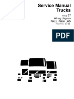 Tsp23708-Wiring Diagram Fh12, Fh16 Lhd