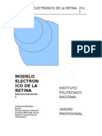 Modelo Electronico de La Retina