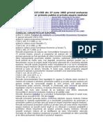 Directiva 85 de Evaqluare a Impactului