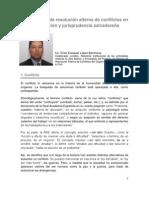 La conciliación en la legislación salvadoreña (versión publicación)