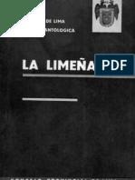 LA LIMEÑA - ANTOLOGIA FESTIVAL DE LIMA 2