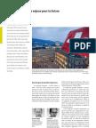 «Too big to fail» les enjeux pour la Suisse