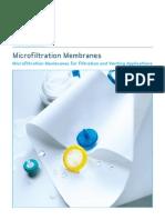 Millipore Microfiltration