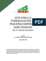 Guia Formalizacion Empresas Agro Rurales