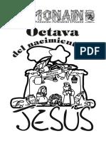 _MONAIN 01 - Cartilla Octava Del Nacimiento de Jesus - PARA PC