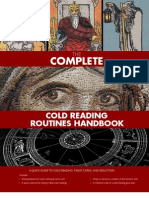 Download SLA Cold Reading Handbook