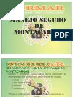 Diapositiva Manejo Seguro Montacarga