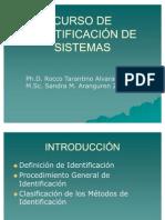 Identificación de Sistemas SYM1