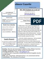 1 6 Newsletter
