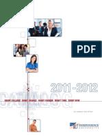 Independence University Catalog 2011-2012