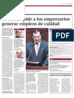 PP 060112 Diario Gestion - Diario Gestión - Destaque - pag 2