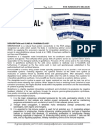 Immunocal Description