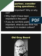 Whitman Bio PPT