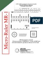 Micro Ruler