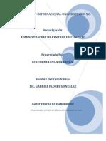 PLANEACIÓN DE LOS CENTROS DE CÓMPUTO