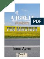 eBook a Igreja No Horizonte Pos Moderno