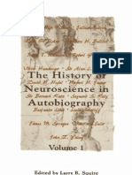 Larry R. Squire- The History of Neuroscience in Autobiography
