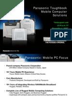 Panasonic H1 MCA Device - Embargo Until 11.4.08