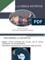 El INACH y la ciencia antártica