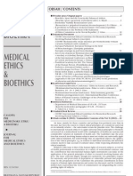 Bioethics, Sport and the Genetically Enhanced Athlete (2002)