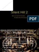 Silent Hill 2 Presentation 2