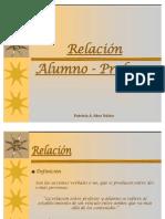 Relación Alumno - Profesor
