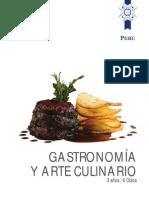 Brochure Gastronomia 2011 2