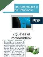 Proceso de Rotomoldeo