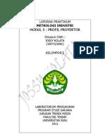 PROFIL PROYEKTOR KLPK 5