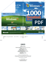 1000 Greatest Windows Hidden Secret and Tips eBook