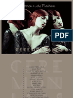 Digital Booklet - Ceremonials - US Deluxe Booklet