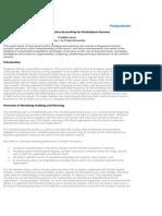 Business Analysis of SIA