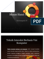 Mouse Hand Tracking