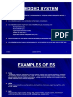 Embedded System Unit1