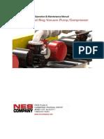 NES NC Liquid Ring Pump OM Manual Compressed
