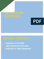 Session Dot Net Framework Overview