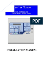 Premier Quatro Installation Manual