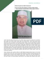 Manaqib Habib Miqdad Baharun - Menantu Habib Muhammad Bin Syekh Bin Yahya (Kang Ayip Muh) Cirebon