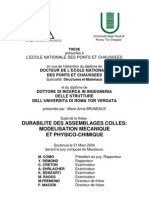 Phd Thesis Bonded Assemblies in Civil Engineering - French