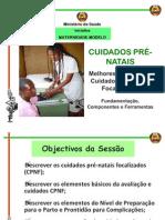 CUIDADOS PRENATAIS_Nov2009