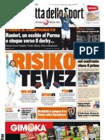 Gazzetta dello Sport - 07/01/2012