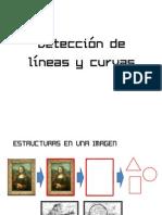 Detección de líneas y curvas
