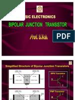 Bel 05 Bipolar Junction Transistor