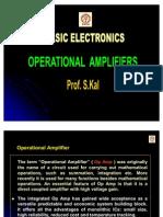 Bel 08 Operational Amplifiers