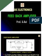 Bel 09 Feed Back Amplifier