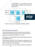 Feedback Amplifier 1