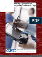 Report Healthcare2007dcc