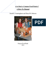 So You Want to Start a Campus Food Pantrypdf