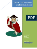 Student Handbook FTA